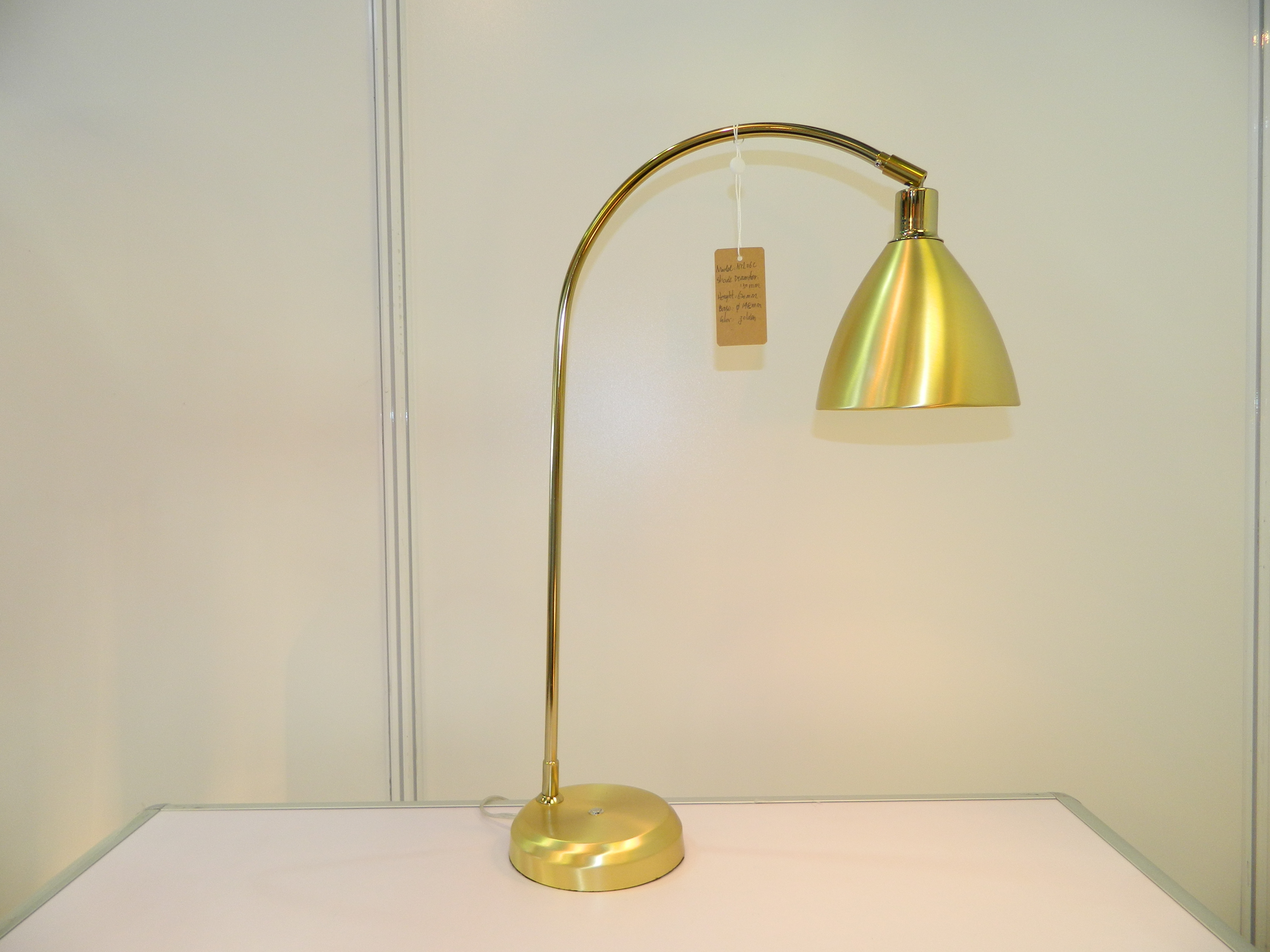 Led Lucido Piccolo Copper Table Lamp Starledtechnology