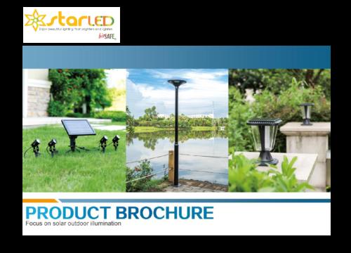 LED Landscape and Garden Solar Light