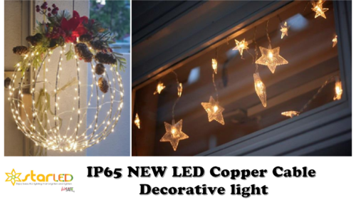 IP65 NEW LED Copper Cable Decorative light