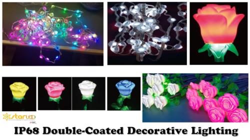 IP68 Double-Coated Decorative Lighting