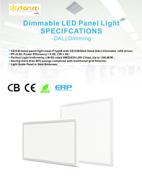 4) Dali Dimmable