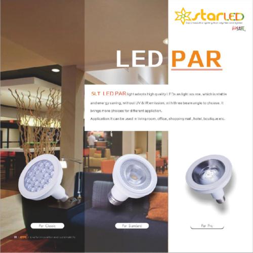 LED PAR Series
