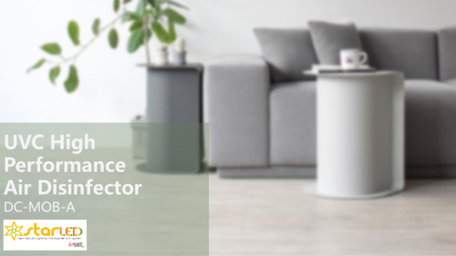 Just Lilac – UVC High Performance Disinfector