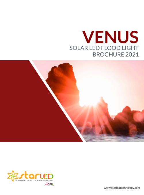VENUS Solar Flood Light